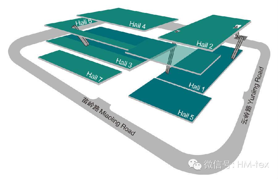 2014青岛国际面辅料纱线展【6.27-29】参观攻略